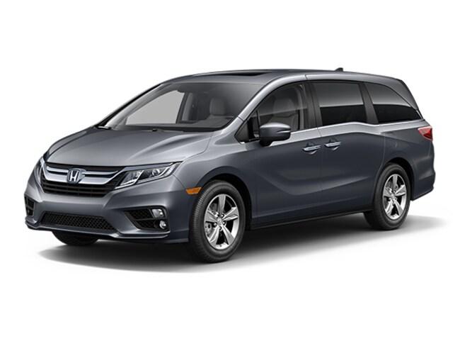 New 2018 Honda Odyssey EX-L w/Navigation & RES Van Effingham