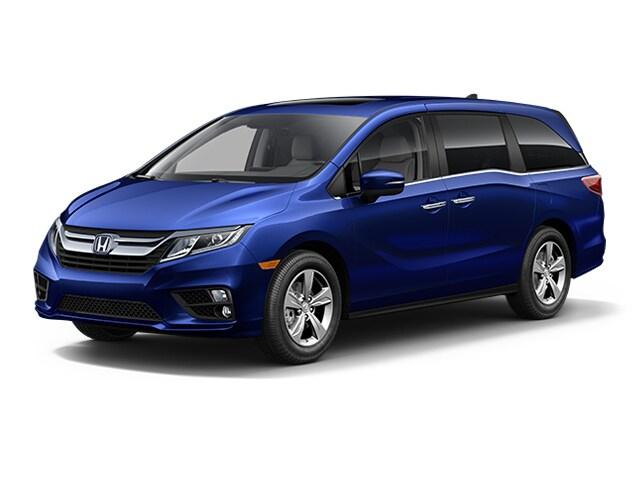 2018 Honda Odyssey EX-L w/Navigation & RES Van Passenger