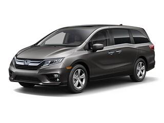New 2018 Honda Odyssey EX-L w/Navigation & RES Van 72237 Boston, MA