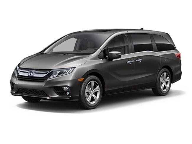 New 2018 Honda Odyssey EX-L w/Navigation & RES Van in Bakersfield