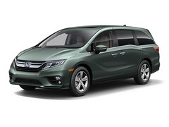 New 2018 Honda Odyssey EX-L Van 18394 for Sale in Springfield, IL, at Honda of Illinois