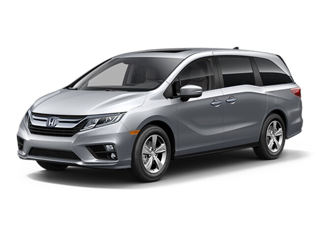 New 2018 Honda Odyssey EX-L Van For-Sale-Near-Atlanta