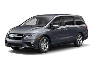 New 2018 Honda Odyssey EX-L Van 1173E for Sale in Smithtown at Nardy Honda Smithtown