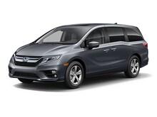 New 2018 Honda Odyssey EX-L Van Bennington VT