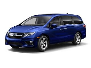 New 2018 Honda Odyssey EX-L Van 00H89085 near San Antonio