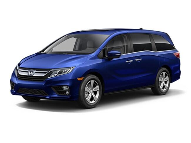 New 2018 Honda Odyssey EX-L Van in Lockport, NY