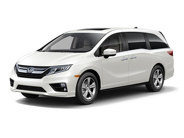 2018 Honda Odyssey EX-L Van Passenger