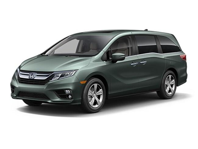 2018 Honda Odyssey EX-L Auto Minivan