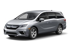 New 2018 Honda Odyssey EX Van for sale in Stockton, CA at Stockton Honda