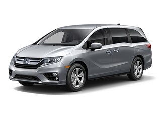 New 2018 Honda Odyssey EX Auto JB089846 for sale near Fort Worth TX