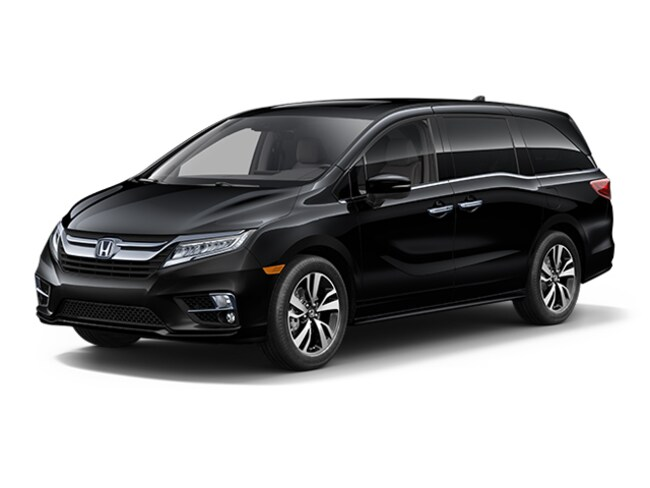 New Honda 2018 Honda Odyssey Elite Van for sale in Toledo
