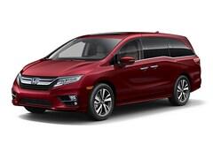 New 2018 Honda Odyssey Elite Van 5FNRL6H91JB092355 for sale in Davis, CA