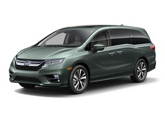 2018 Honda Odyssey ELITE Van 10 speed automatic