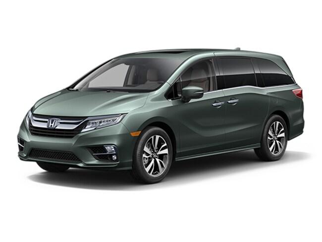 New 2018 Honda Odyssey ELITE Van 10 speed automatic in Augusta