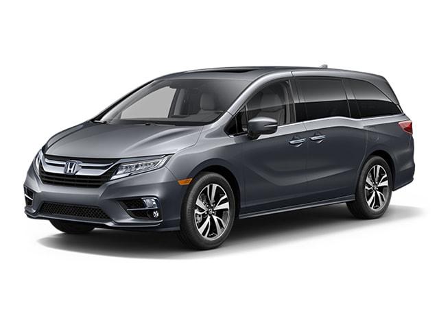 2018 Honda Odyssey Elite Van Passenger