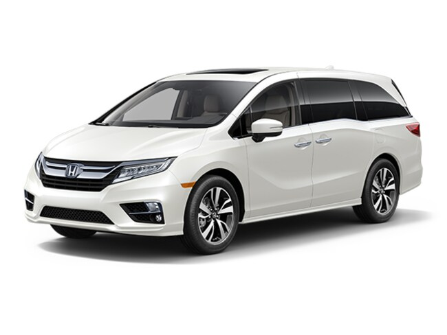 New 2018 Honda Odyssey Elite Van in Bakersfield, CA