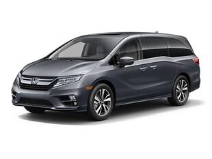 2018 Honda Odyssey Elite Van