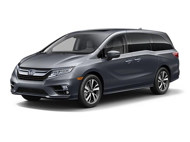 New 2018 Honda Odyssey Elite Van in Bakersfield, CA