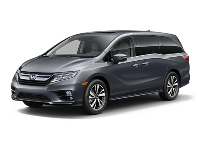 New 2018 Honda Odyssey Elite Van St. Louis