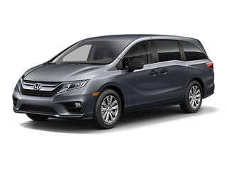 New Honda vehicles 2018 Honda Odyssey LX Van for sale near you in Boston, MA