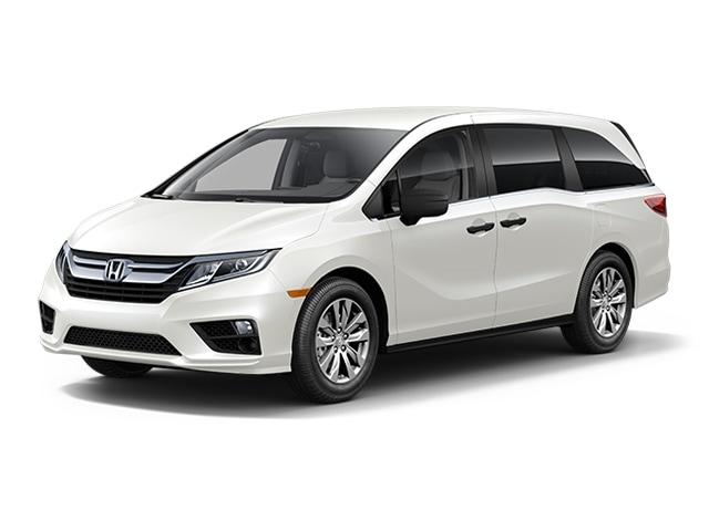 2018 Honda Odyssey LX Auto Mini-van, Passenger