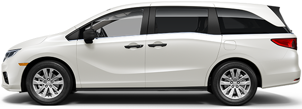 2018 Honda Odyssey Van LX