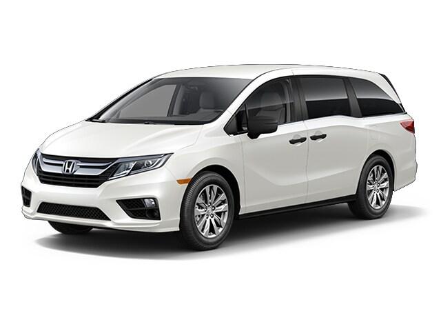 2018 Honda Odyssey Van