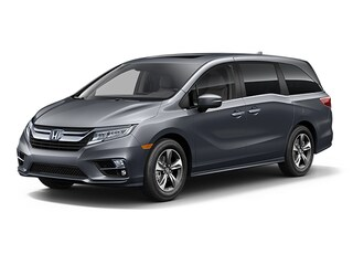 New 2018 Honda Odyssey Touring Van Houston, TX