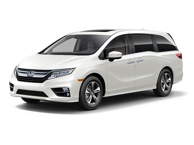 Attractive New 2018 Honda Odyssey Touring Van 10 Speed Automatic In Augusta