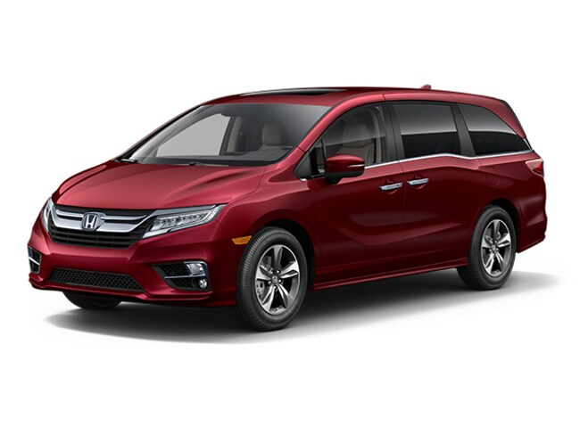 New 2018 Honda Odyssey Touring Van for sale in Oakland CA
