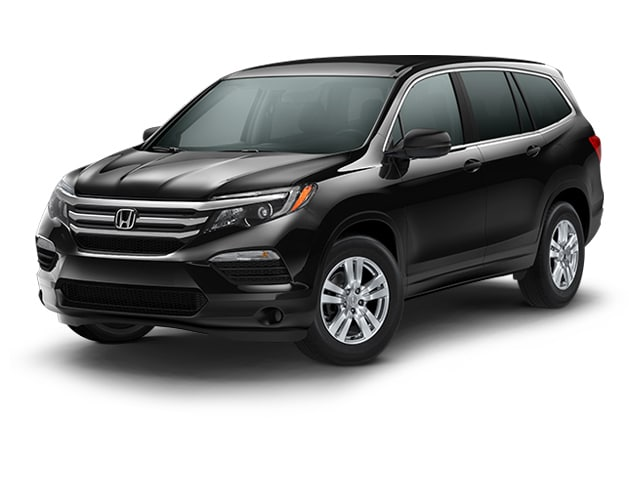 Learn About The 2018 Honda Pilot Suv North Richland