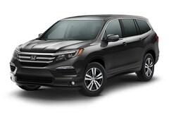 New 2018 Honda Pilot EX-L w/Honda Sensing AWD SUV 5FNYF6H62JB006186 for sale in Davis, CA