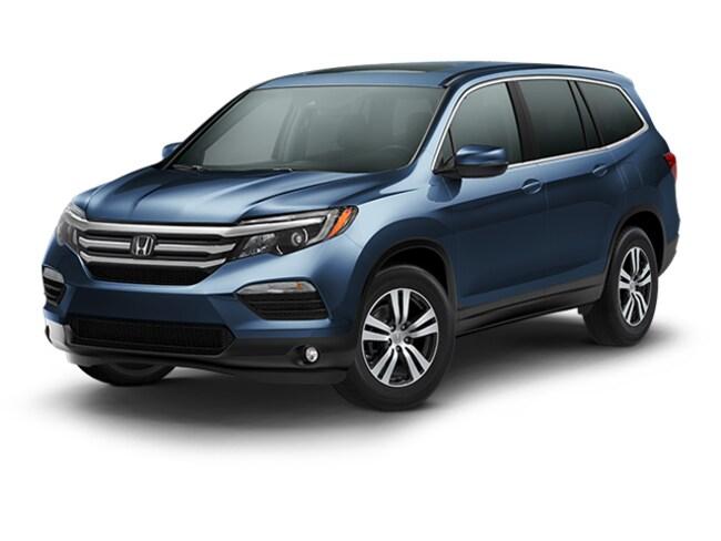 2018 Honda Pilot EX-L w/Honda Sensing AWD SUV for sale in Logan, Utah at Young Honda