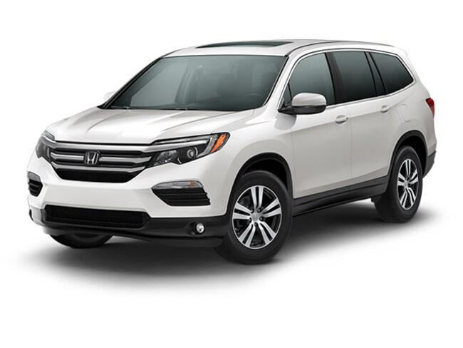 2018 Honda Pilot EX-L w/Honda Sensing AWD EX-L w/Honda Sensing AWD