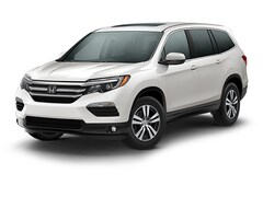 New 2018 Honda Pilot EX-L SUV 5FNYF6H80JB020296 for sale in Terre Haute at Thompson's Honda