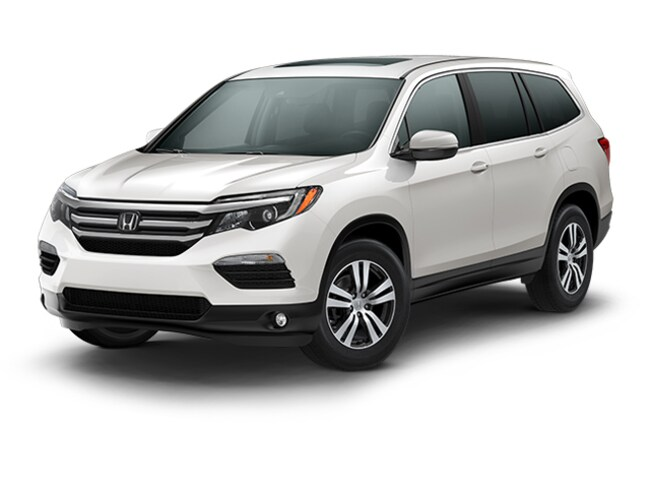 2018 Honda Pilot EX-L w/RES AWD SUV for sale in Logan, Utah at Young Honda