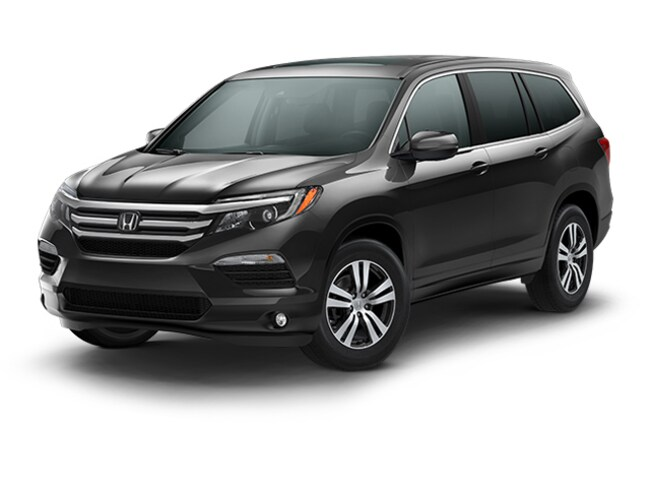 New 2018 Honda Pilot EX-L FWD SUV for sale in Woodstock, GA at Hennessy Honda