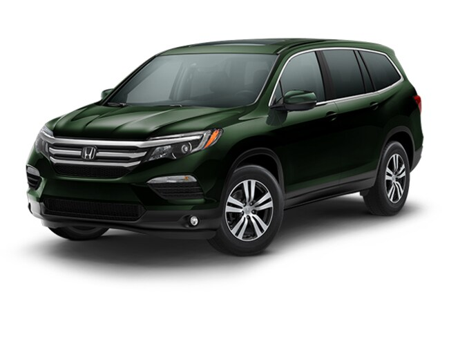 New 2018 Honda Pilot AWD EXL SUV 6 speed automatic in Augusta