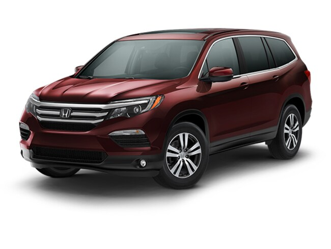 New 2018 Honda Pilot EX-L AWD SUV Hopkins