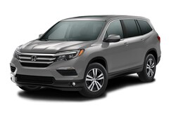 New 2018 Honda Pilot EX-L SUV 5FNYF6H54JB023806 for sale in Terre Haute at Thompson's Honda