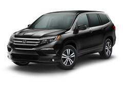 2018 Honda Pilot AWD EXL NAV SUV 6 speed automatic