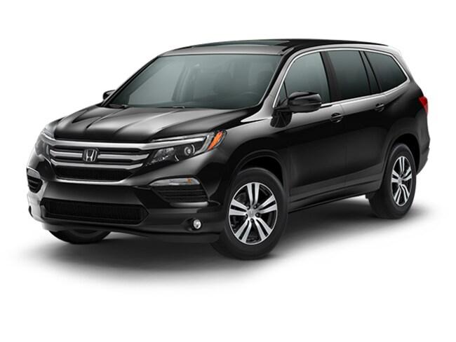 New 2018 Honda Pilot AWD EXL NAV SUV 6 speed automatic in Augusta