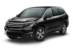 New 2018 Honda Pilot EX AWD SUV 281642H for Sale in Westport, CT, at Honda of Westport