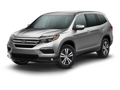 New 2018 Honda Pilot EX AWD SUV 281554H for Sale in Westport, CT, at Honda of Westport