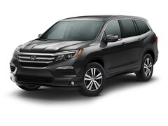 New 2018 Honda Pilot EX AWD SUV J048534 for Sale near Atlanta, GA, at Willett Honda South