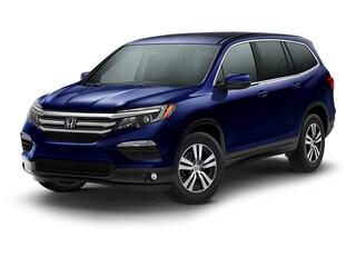 New 2018 Honda Pilot EX SUV for sale in Huntington, NY at Huntington Honda