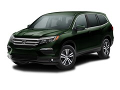 New 2018 Honda Pilot EX AWD SUV J046557 for Sale near Atlanta, GA, at Willett Honda South