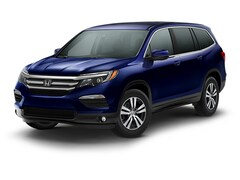New 2018 Honda Pilot EX w/Honda Sensing AWD SUV near Watertown, CT