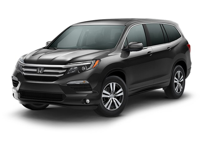 New 2018 Honda Pilot EX FWD SUV Gardena, CA
