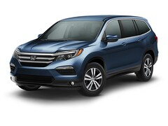 New 2018 Honda Pilot EX FWD SUV 5FNYF5H37JB011934 in Honolulu